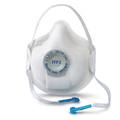 Moldex 2505 Smart Mesh Valved Disposable FFP3 Mask Pack 10
