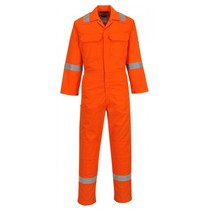 Hi-vis Flame Resistant Coverall