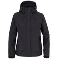 Trespass Addison Ladies Waterproof Jacket Black TP031