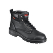 Tuf Pro 102625 Black Anckle Wide Fit Boot S3