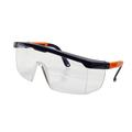 Protostar Blue Frame Clear Lens Safety Glasses