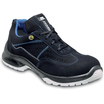 Steitz Mens Esd Black Shoe S1 Extra Wide