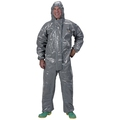 Lakeland CT3S428 ChemMax 3 Type 3/4 Grey Coveralls [10]