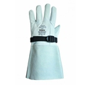 Polyco RE-PRO Electricians Leather Gauntlet with Buckle