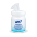Gojo 9213-06 Purell Antimicrobial Hand Wipes [6 Tubs x270]