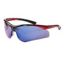 Solar Blue Lens Safety Glasses