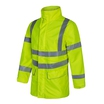 Future JK525 Yellow Ripstop Breathable Jacket