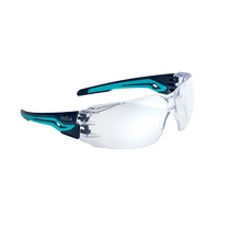 Bolle SILEXPSI Silex Clear Lens Bi-material PC Frame Safety Glasses