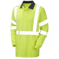 ProGARM 5286 Arc Polo Shirt Hi-vis Yellow