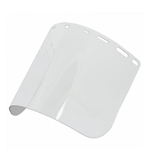 Apex 200mm Clear Polycarbonate Visor