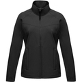 Regatta TRA645 Uproar Ladies Softshell Jacket Black