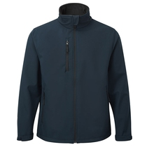 Castle 204 Selkirk Water Resistant Softshell Jacket Navy