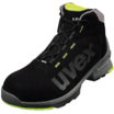 8545-8 Uvex 1 Metal Free Safety Boots S2 SRC ESD