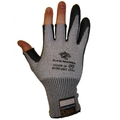 Tuff Guyz 3-Digit Black PU Coated Cut 5 Gloves [Pair]