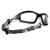 Bolle Tracker Clear Lens Safety Specs TRACPSI