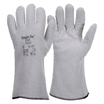 Ansell 42-474 Crusader Flex 13'' Grey Heat Resistant Gauntlet