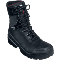 Uvex 8402-2 Quatro Pro Black Lace Up Winter Boots S3 SRC CI