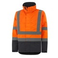 Helly Hansen 70335-269 ALTA Insulated Jacket Orange/Charcoal