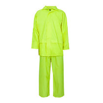 Supertouch 1838 2-Piece Polyester/PVC Rainsuit