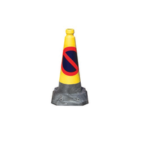 JSP Roadhog 1150 No Waiting Cone 50cm
