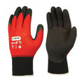 Skytec Beta 1 Black Nitrile Coated Gloves Pack 10