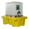 Ecospill Single IBC Spill Pallet 176x135x71cm P3201813