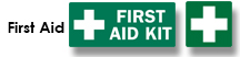 First Aid Consumables